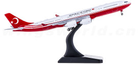 Airbus A340-500 TC-CAN 土耳其政府专机