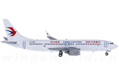China Eastern 中国东方航空 Boeing 737 MAX 8 B-1383
