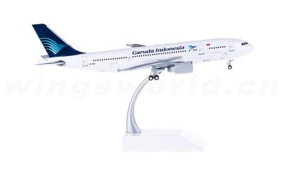 Garuda Indonesia 印度尼西亚鹰航 Airbus A300-600 PK-GAN