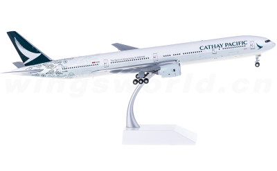 JC Wings 1:200 Cathay Pacific 国泰航空 Boeing 777-300 B-HNK 回归20周年