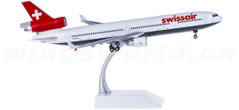 Swissair 瑞士航空 McDonnell Douglas MD-11 HB-IWF