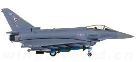 英国皇家空军 Eurofighter 台风战斗机 ZJ921