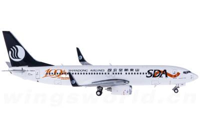 Phoenix 1:400 Shandong Airlines 山东航空 Boeing 737-800 B-7669
