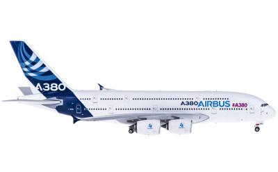 Airbus A380 F-WWDD 空客涂装