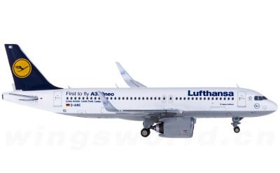 Geminijets 1:400 Lufthansa 汉莎航空 Airbus A320neo D-AINC