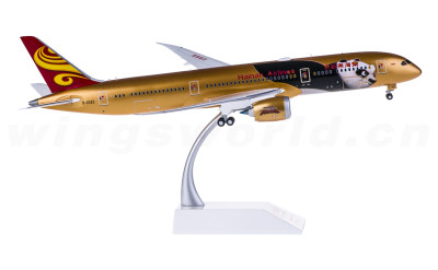 Hainan Airlines 海南航空 Boeing 787-9 B-1343 功夫熊猫