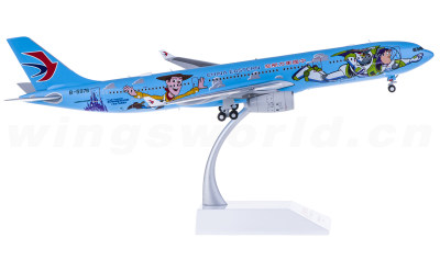 JC Wings 1:200 China Eastern 中国东方航空 Airbus A330-300 B-5976