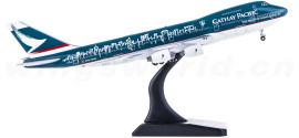 Cathay Pacific 国泰航空 Boeing 747-200B B-HIB 香港精神号