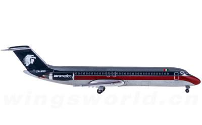 Aeroméxico 墨西哥国际航空 McDonnell Douglas DC-9-30 XA-AMD