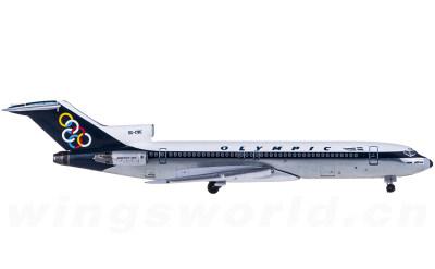 Olympic Air 奥林匹克航空 Boeing 727-200 SX-CBE
