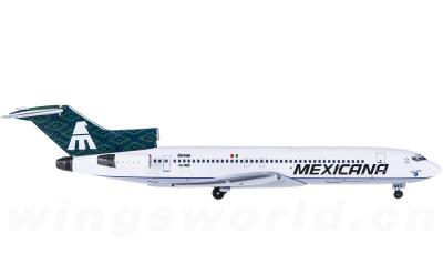 Mexicana 墨西哥航空 Boeing 727-200 XA-MEE
