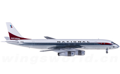 National Airlines Douglas DC-8-51 N278C