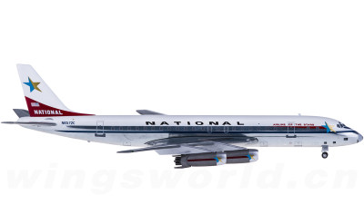 National Airlines Douglas DC-8-21 N6572C
