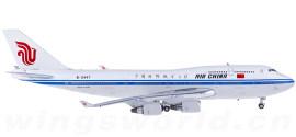 Air China 中国国际航空 Boeing 747-400 B-2447