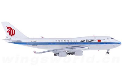 Phoenix 1:400 Air China 中国国际航空 Boeing 747-400 B-2447