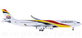 Air Belgium 比利時航空 Airbus A340-300 OO-ABA