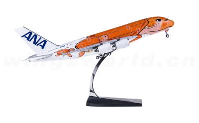 Phoenix 1:200 ANA 全日空 Airbus A380 JA383A Kala