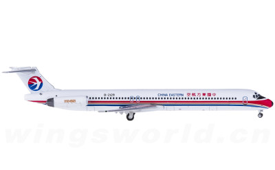 Phoenix 1:400 China Eastern 中国东方航空 McDonnell Douglas MD-82 B-2129