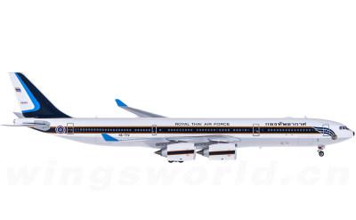 Phoenix 1:400 RTAF 泰国皇家空军 Airbus A340-500 HS-TYV 泰国政府专机