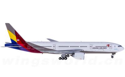 Phoenix 1:400 Asiana 韩亚航空 Boeing 777-200ER HL7597