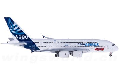 Phoenix 1:400 Airbus A380 F-WWOW 空客原厂