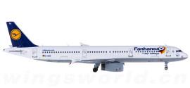 Lufthansa 汉莎航空 Airbus A321 D-AIDG