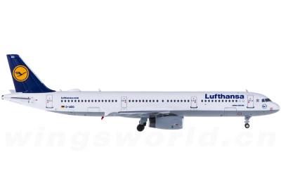 Lufthansa 汉莎航空 Airbus A321 D-AIDO