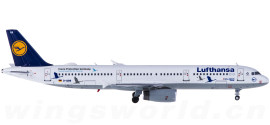 Lufthansa 汉莎航空 Airbus A321 D-AIRR