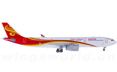 Phoenix 1:400 Hainan Airlines 海南航空 Airbus A330-300 B-5972