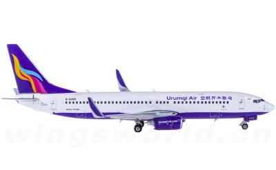 Phoenix 1:400 Urumqi Air 乌鲁木齐航空 Boeing 737-800 B-6268