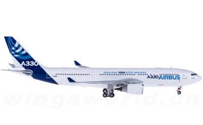 Phoenix 1:400 Airbus 空中客车 Airbus A330-200 F-WWCB