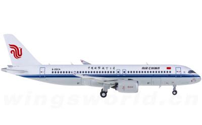 Ngmodel 1:400 Air China 中国国际航空 Comac C919 B-00CA