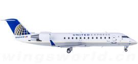 United Airlines 美国联合航空 Bombardier CRJ200LR N465AW