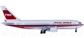 TWA 环球航空 Boeing 767-200 N608TW