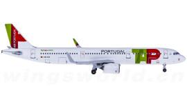 TAP Portugal 葡萄牙航空 Airbus A321neo CS-TJI