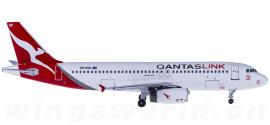 Qantas 澳洲航空 Airbus A320 VH-VQU