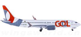 GOL 高尔航空 Boeing 737 MAX 8 PR-XMA