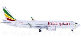 Ethiopian Airlines 埃塞俄比亚航空 Boeing 737 MAX 8 ET-AVM