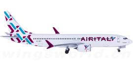 Air Italy 新意大利航空 Boeing 737 MAX 8 EI-GFY