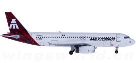 Mexicana 墨西哥航空 Airbus A320 XA-RYQ