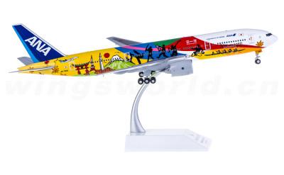 ANA 全日空 Boeing 777-200 JA741A 东京2020奥运
