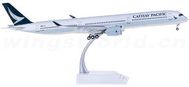 Cathay Pacific 国泰航空 Airbus A350-1000 B-LXA 襟翼打开