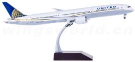 United Airlines 美国联合航空 Boeing 787-10 N78791