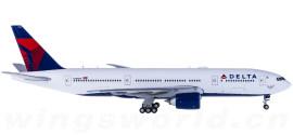 Delta Air Lines 达美航空 Boeing 777-200LR N708DN