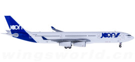 JOON 朱恩航空 Airbus A340-300 F-GLZP