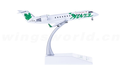 Jazz Bombardier CRJ200 C-FDJA