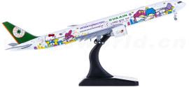 EVA Air 长荣航空 Boeing 777-300ER B-16722 Hello Kitty 星空机