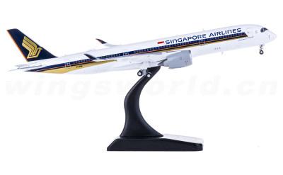 JC Wings 1:400 Singapore Airlines 新加坡航空 Airbus A350-900 9V-SMR