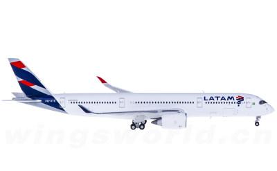 JC Wings 1:400 LATAM 南美航空集团 Airbus A350-900 PR-XTE