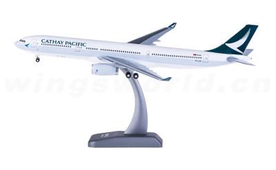 Hogan 1:200 Cathay Pacific 国泰航空 Airbus A330-300 B-LAC